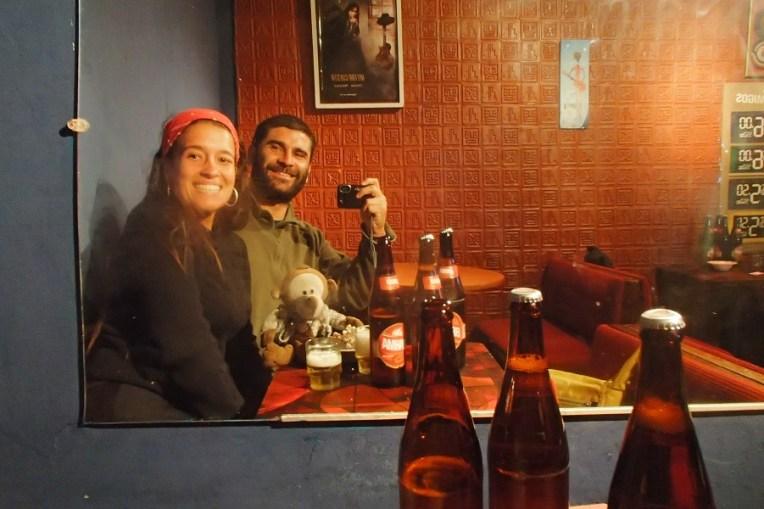 Bar em Quito