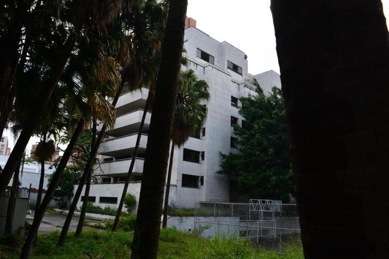 Edifício Mónaco, em Medellín