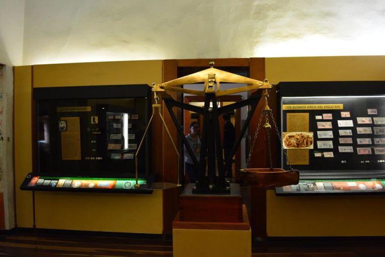 Um pouco da história do dinheiro colombiano no Museu Casa de la Moneda
