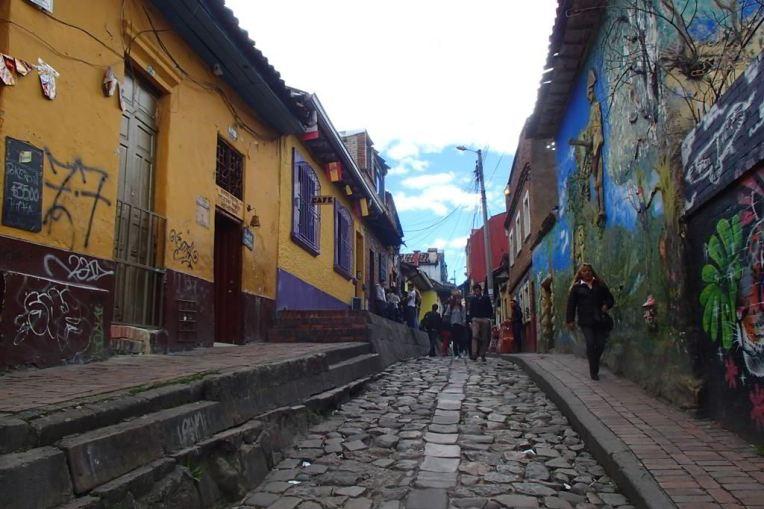 Ruas antigas da Candelária