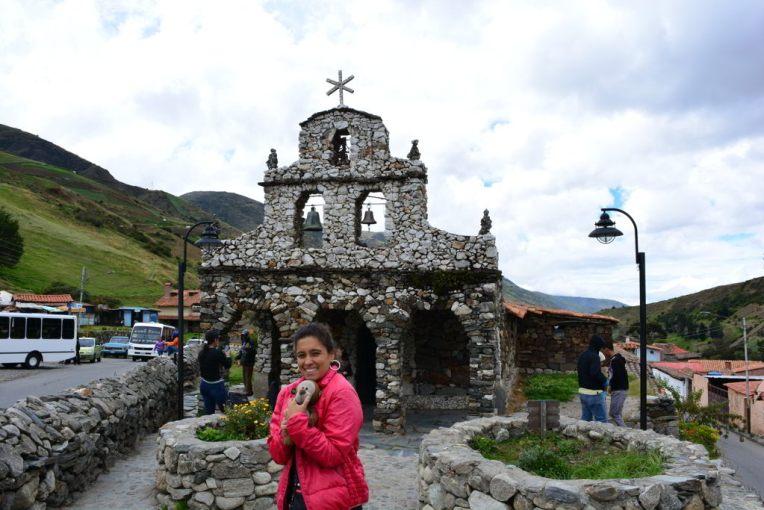 Capela de Pedra de San Rafael de Mucuchíes