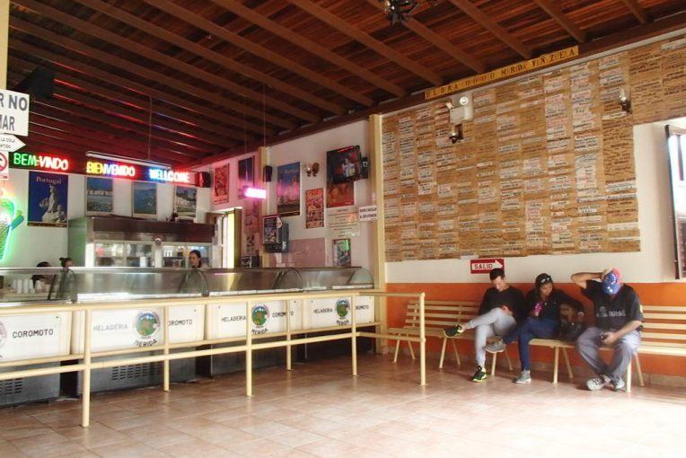 Sorveteria Coromoto, a sorveteria com mais sabores do mundo
