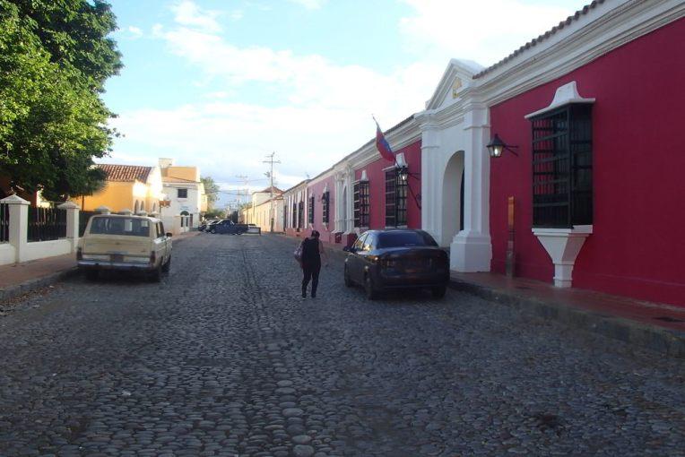 Rua de Coro, Venezuela