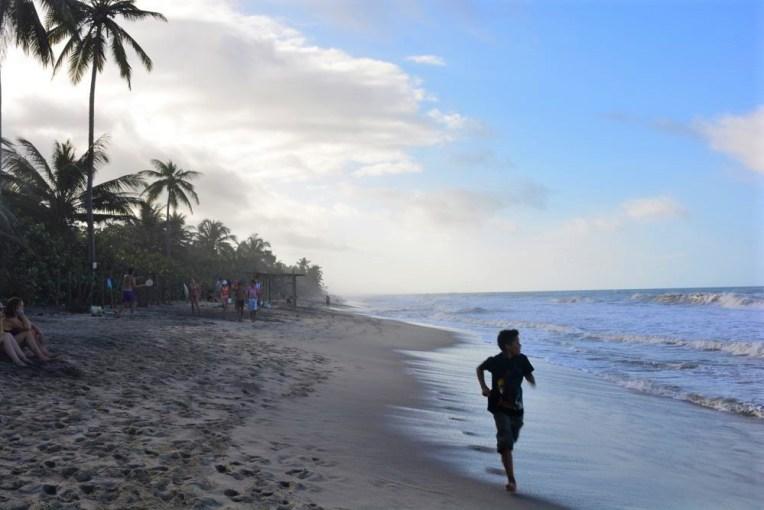 Praia de Palomino