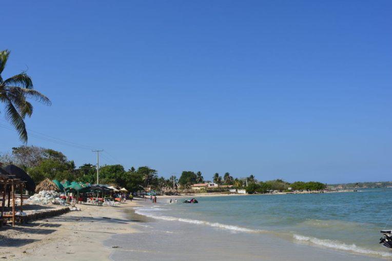 Praia de Tierra Bomba