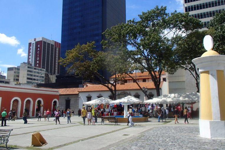 Centro Histórico de Caracas