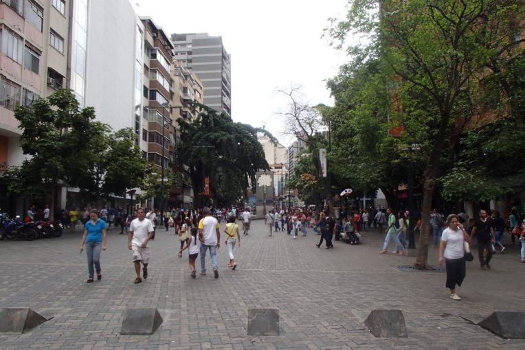 Boulevard Savana Grande, Caracas