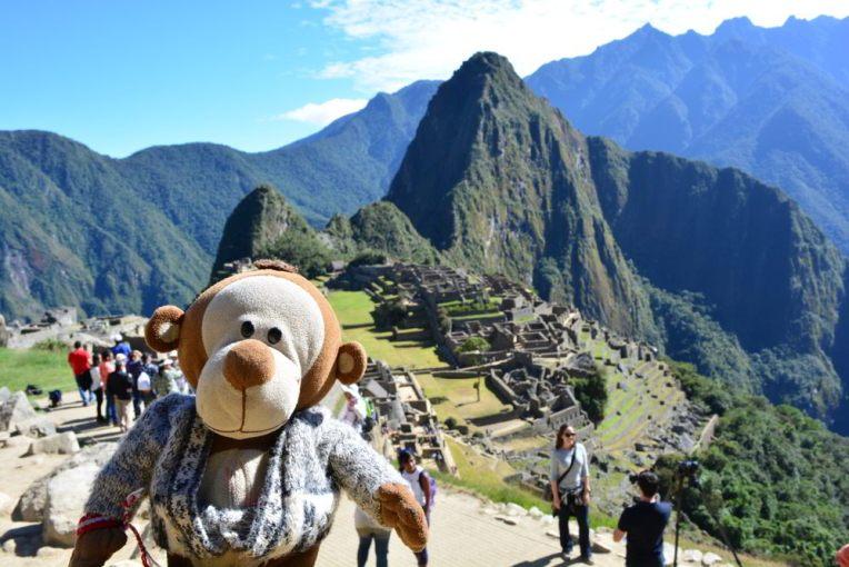 Mucuvinha em Machu Picchu, Peru