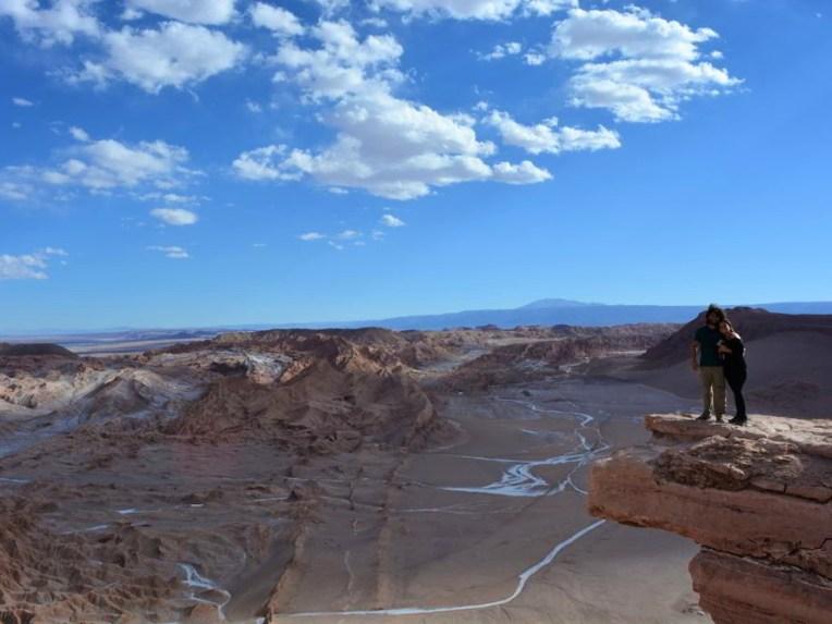 Na Pedra do Coiote, Deserto do Atacama