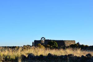 Templo da Pachamama no Titicaca peruano