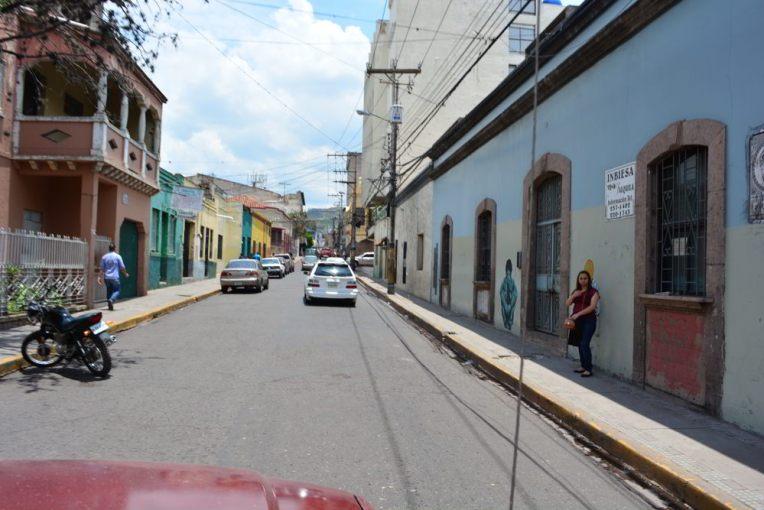 Centro Histórico de Tegucigalpa, Honduras