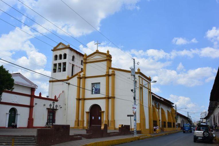 Iglesia de San Francisco, León, Nicarágua