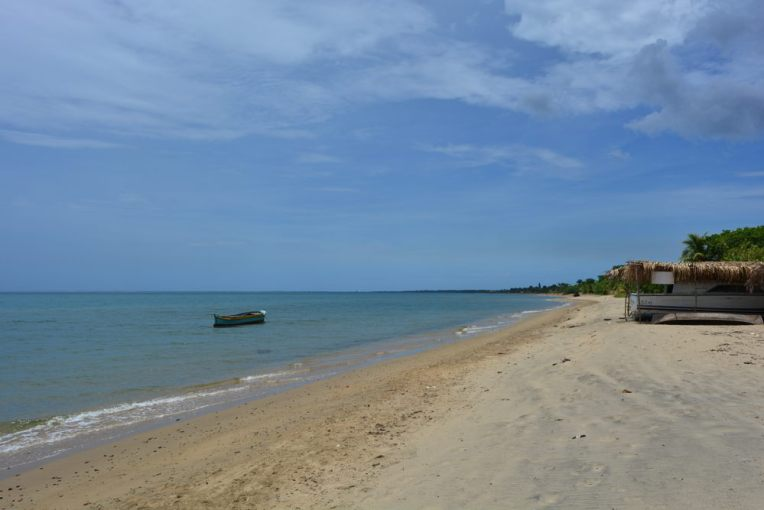 Praia de Trujillo, Honduras