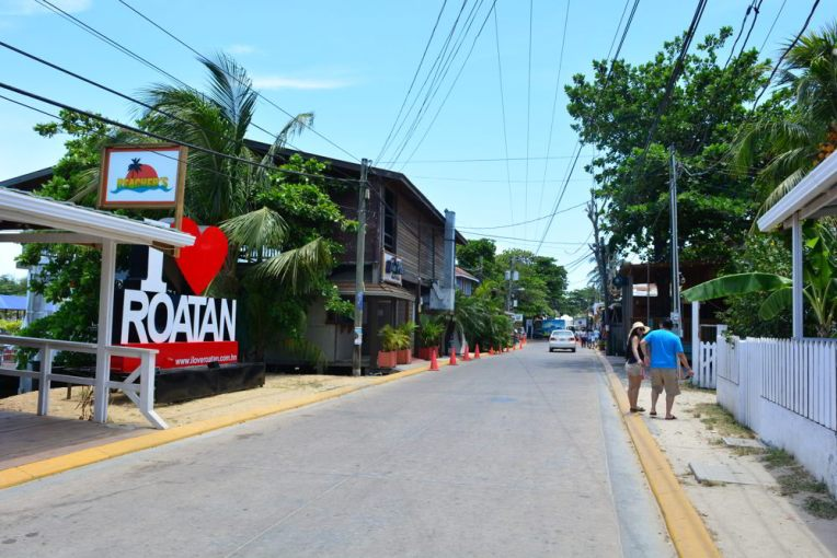 West End, Roatán