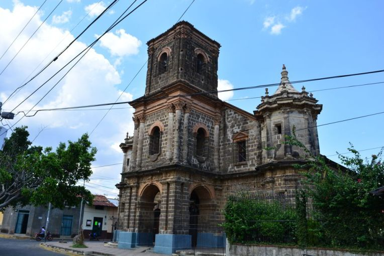 Iglesia Zaragoza, León