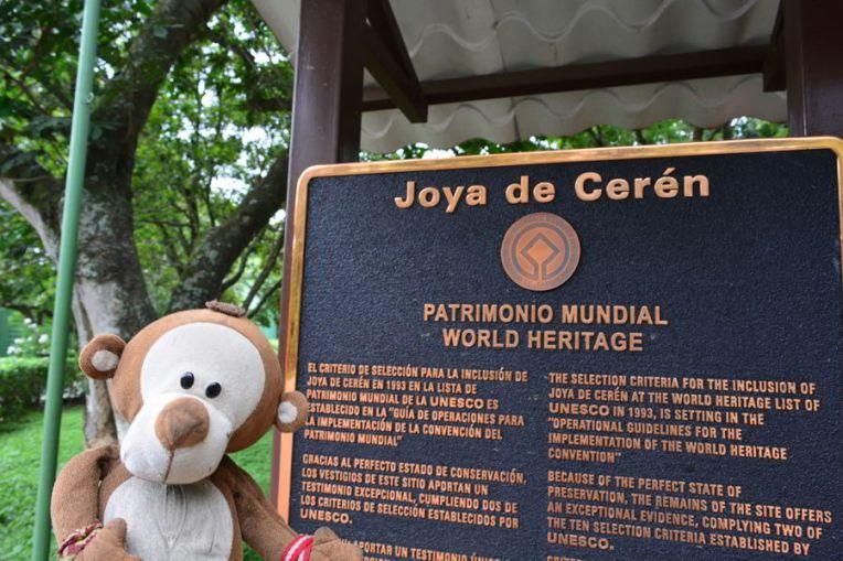 Joya de Cerén - Patrimônio da UNESCO