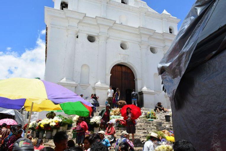 Igreja de Chichicastenango