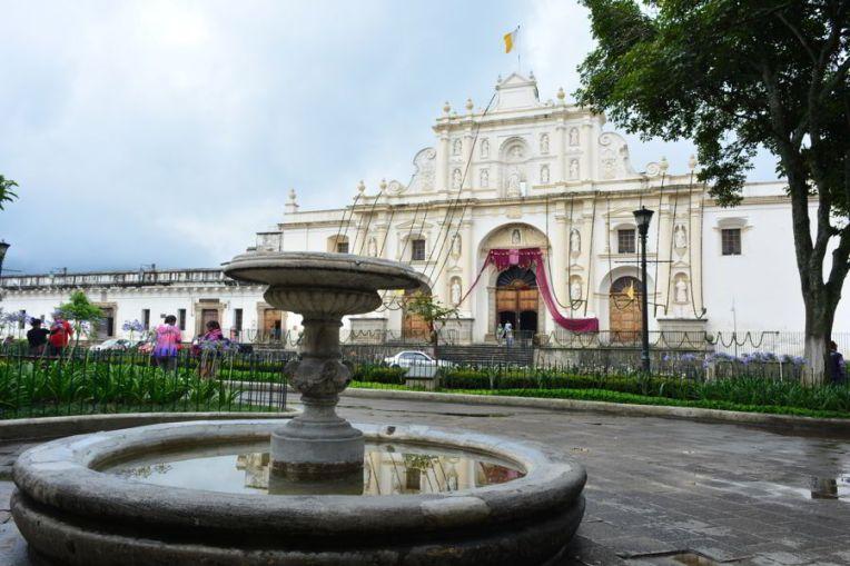 Catedral da Antígua Guatemala