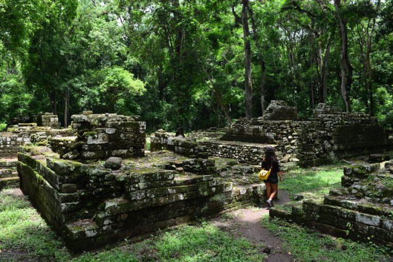 Ruínas de Copán, Honduras