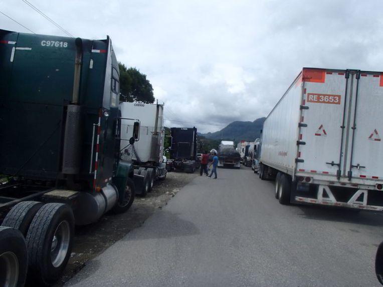 Fronteira Honduras - El Salvador