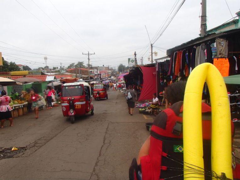 Cidade de Ahuachapán - El Salvador