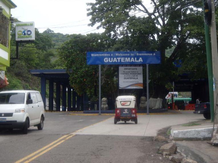 Imigração da Guatemala