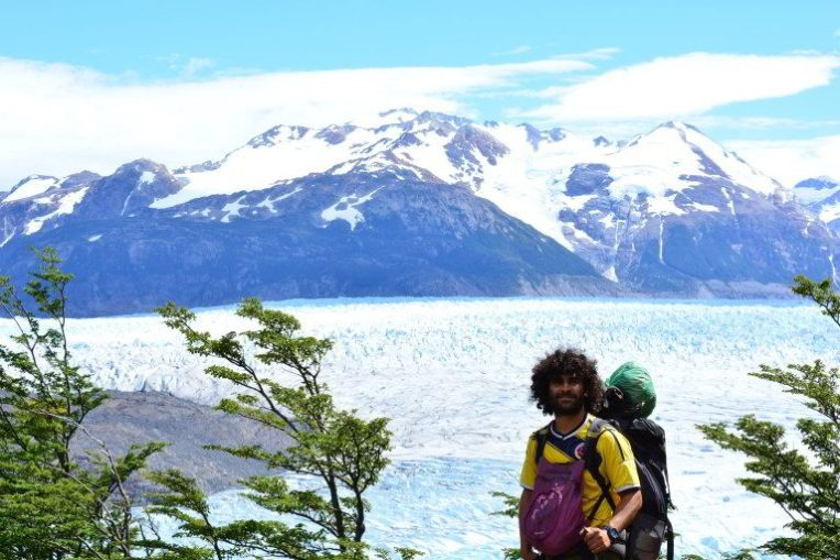 Glacial Grey em Torres del Paine