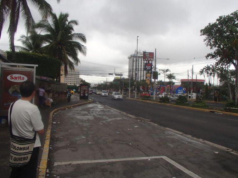 San Salvador, a capital de El Salvador