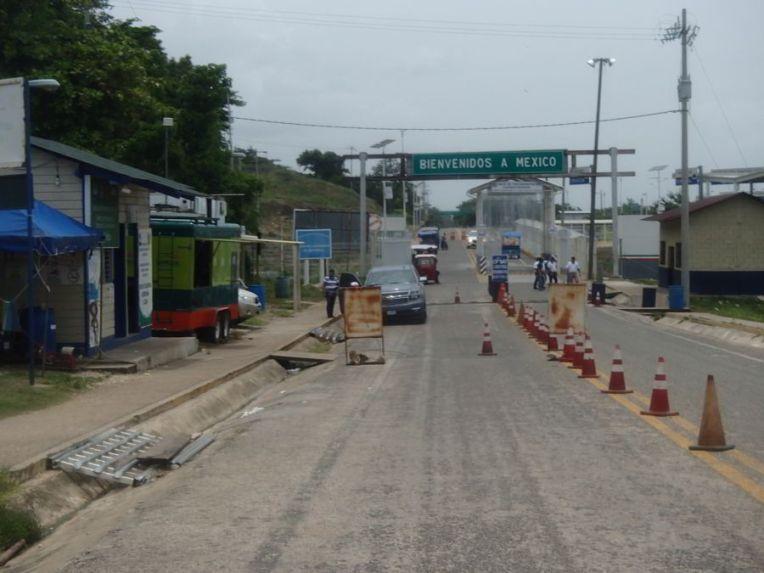 Fronteira El Ceibo