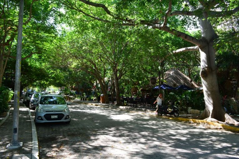 Rua de Playa del Carmen