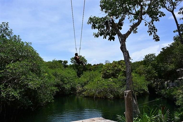 Cenote Jaguar, México