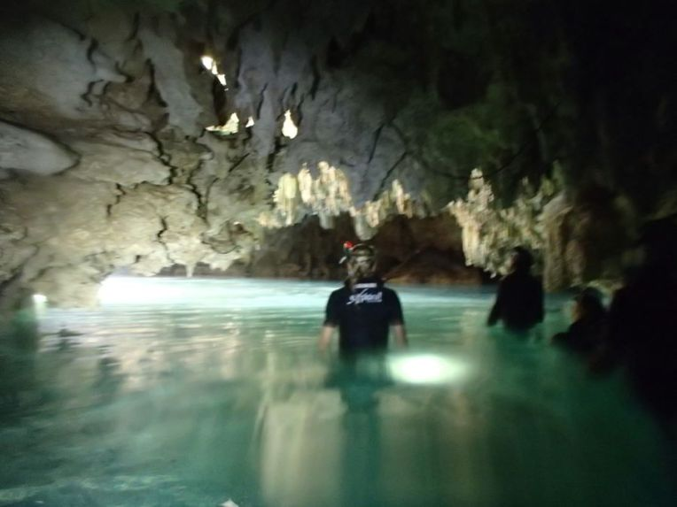 Cenote Chaak Tun, Playa del Carmen