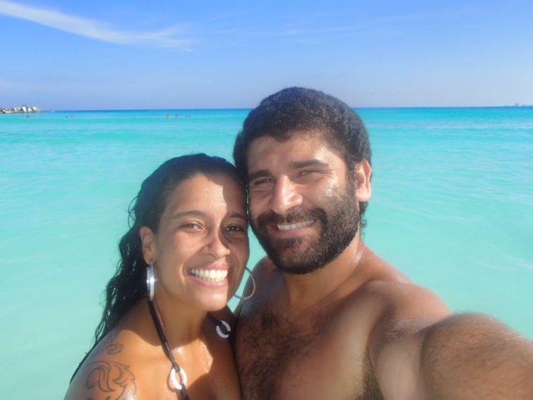 Praia de Chak Mool, Cancún