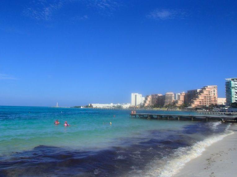 Praia Caracol, Cancún