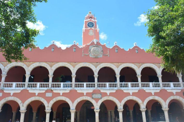 Arquitetura colonial de Mérida