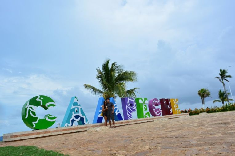 Letreiro de Campeche