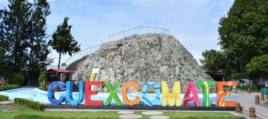 Cuexcomate, o menor vulcão do mundo