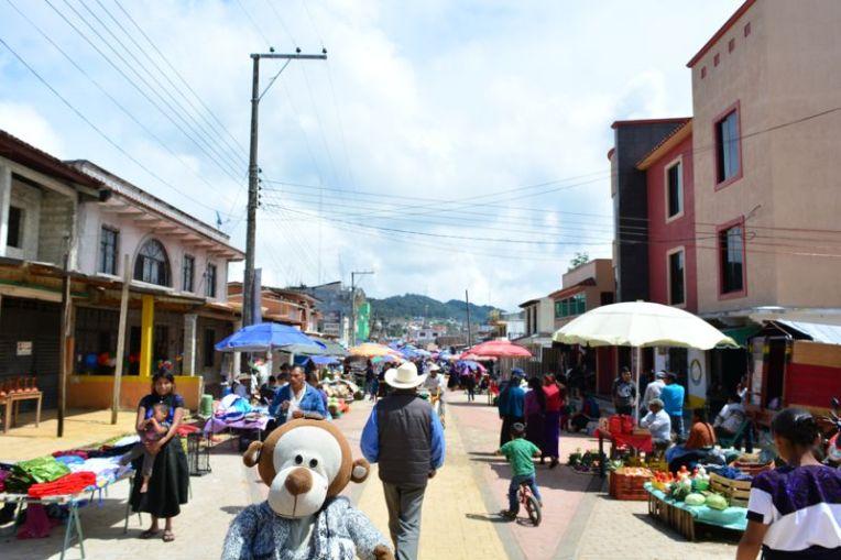 Mucuvinha em San Juan Chamula