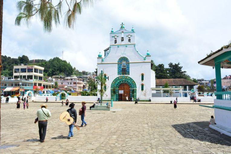 Igreja de San Juan de Chamula