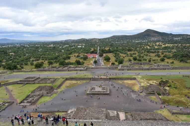 Parque Arqueológico Teotihuacán