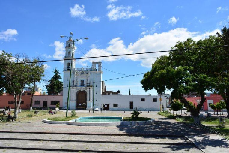 Igreja de Remédios, Puebla, México