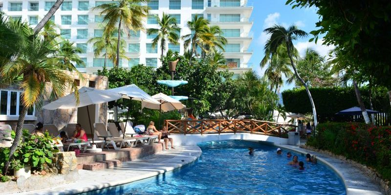 Hotel do Chaves em Acapulco