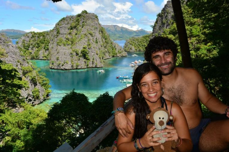 Lagoa Kayangan, Coron, Palawan, Filipinas