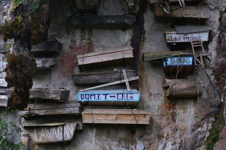Visitando os caixões suspensos de Sagada – Filipinas