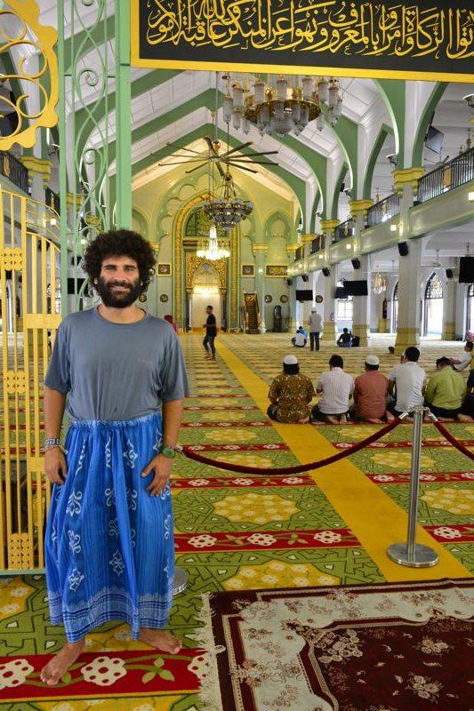 Mesquita do Sultão, Singapura