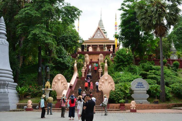 Templo de Wat Phnom