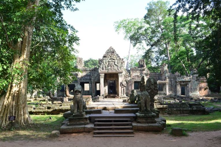 Templo de Preak Khan, Angkor