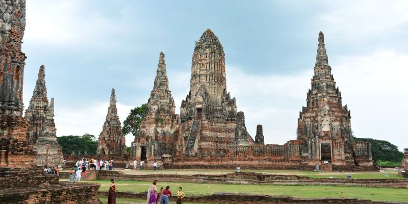 Wat Chai Wattanaram, Ayutthaya