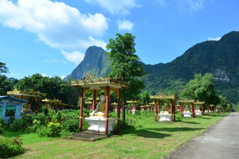 Lumbini Garden, Hpa An