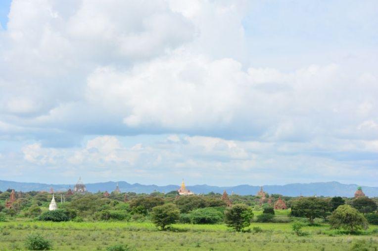 Sítio arqueológico de Bagan